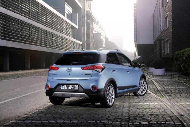 Salon de Francfort 2015 - Hyundai i20 Active : franchisseur de poche