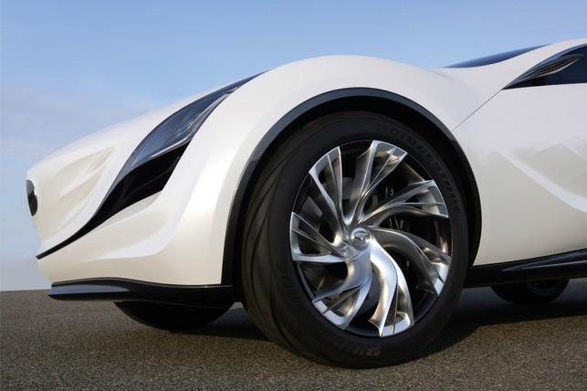 Mazda : sa stratégie Zoom-Zoom Responsable accouche du Concept Kazamai !