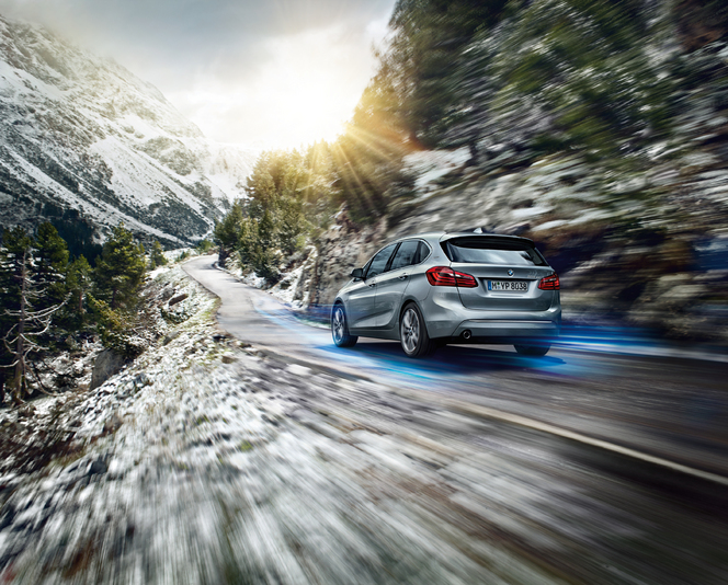 Salon de Francfort 2015 - BMW 225xe : un Active Tourer hybride