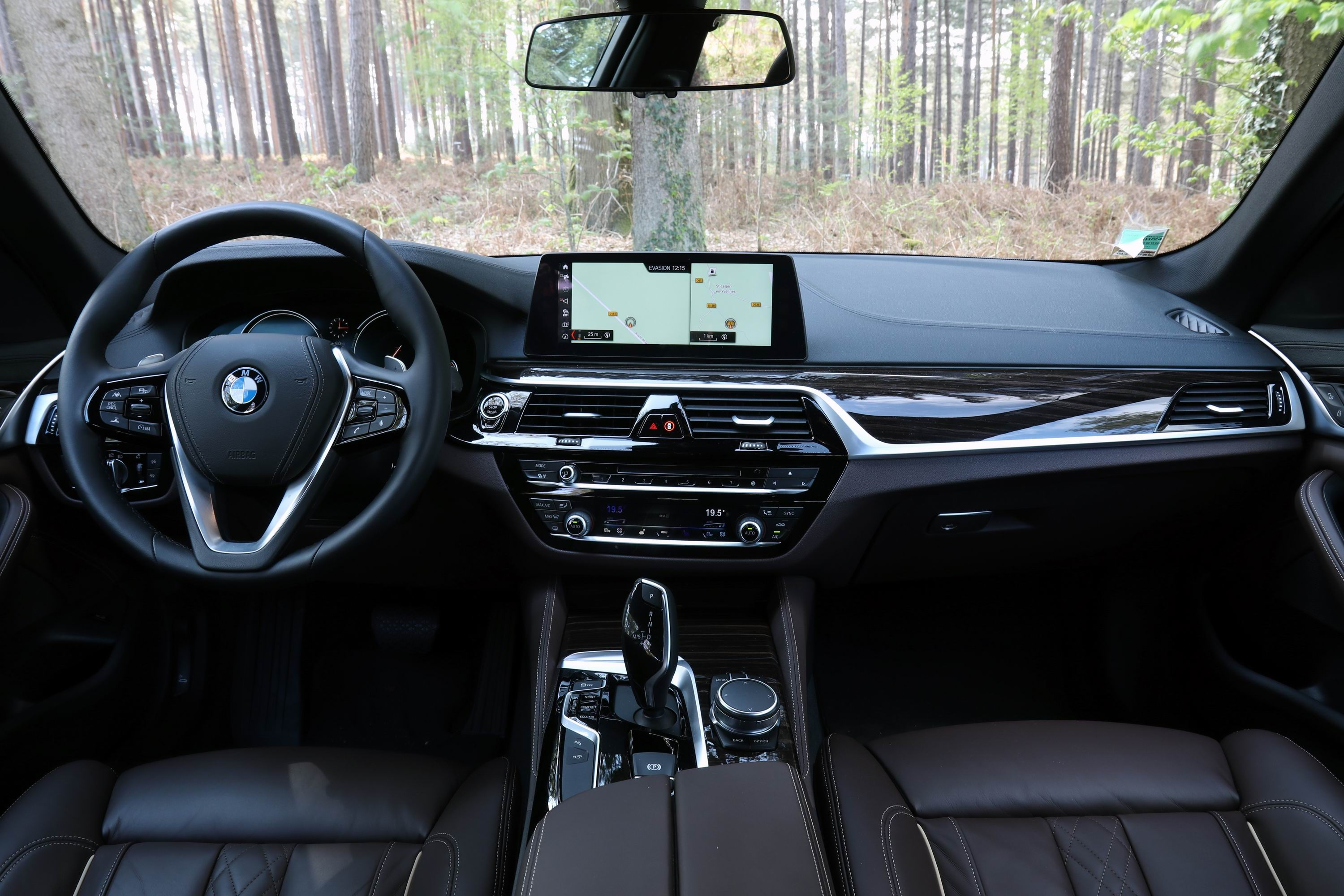 essai bmw s rie 520d xdrive compromis parfait. Black Bedroom Furniture Sets. Home Design Ideas