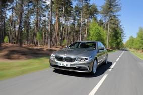 Essai - BMW Série 520d xDrive : compromis parfait ?