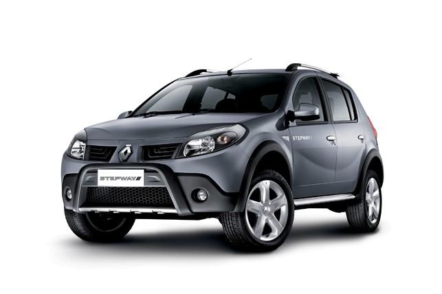 Le Renault Sandero Stepway fonctionne au bioéthanol