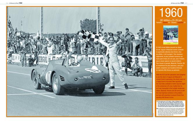 Une idée de cadeau prestigieux : toute l'histoire des 24 Heures du Mans depuis 1923