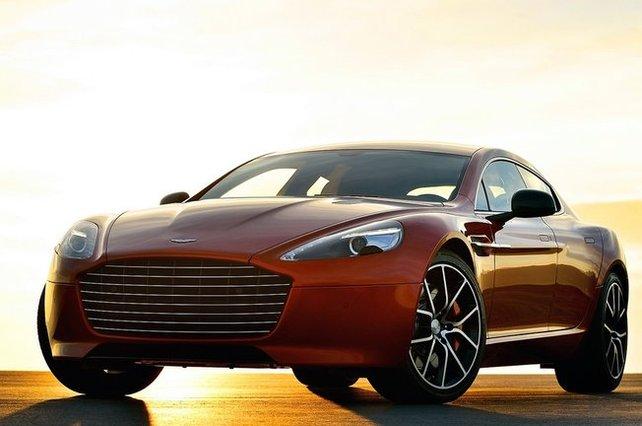 Toutes les nouveautés de Genève 2013 - Aston Martin Rapide S : splendide !