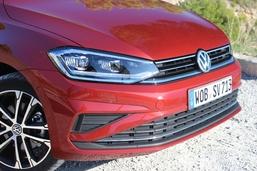 Essai vidéo - Volkswagen Golf Sportsvan (2018) : évoluer pour (tenter de) subsister