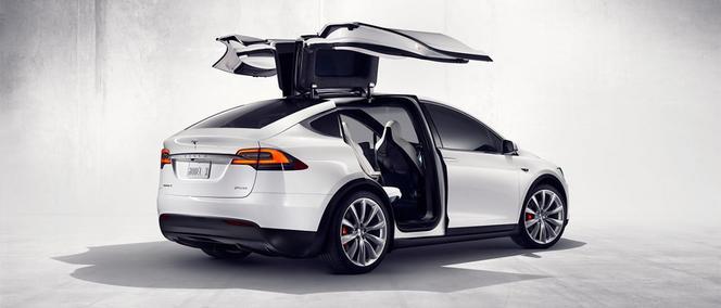 Tesla : voici la version finale du Model X