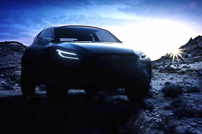 Salon de Genève 2019 : Subaru annonce le concept Viziv Adrenaline