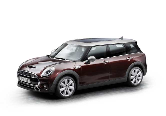 Salon de Francfort 2015 - Nouvelle Mini Clubman : plus simple