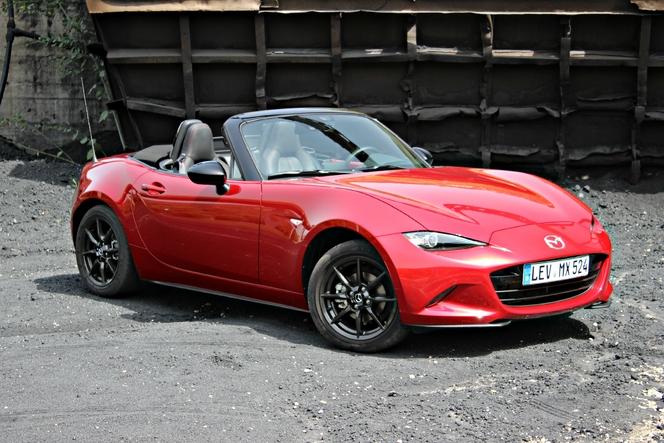 Nouvelle Mazda MX-5 : en avant-première, les photos de l'essai