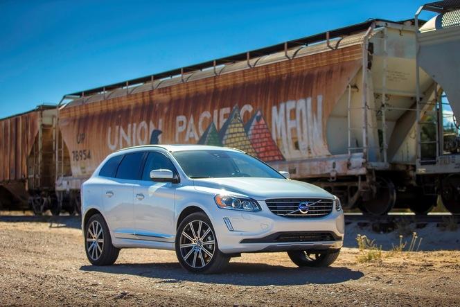 Volvo : déjà 500 000 XC60 produits