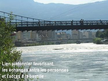 Réaménagement des quais de l'Isère : donnez votre avis !