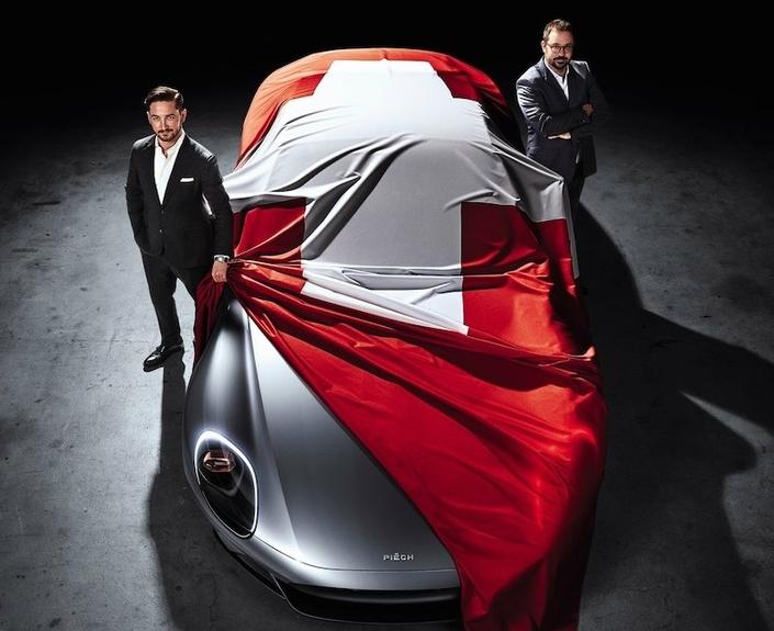 Salon de Genève 2019 : Piech Automotive va dévoiler une sportive électrique 100 % suisse