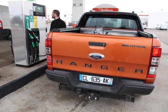 Ford Ranger Wildtrak au quotidien : jour 4, départ en week-end