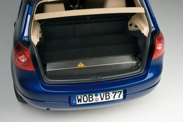 La Volkswagen Golf Twin Drive présentée au ministère de l'Environnement allemand