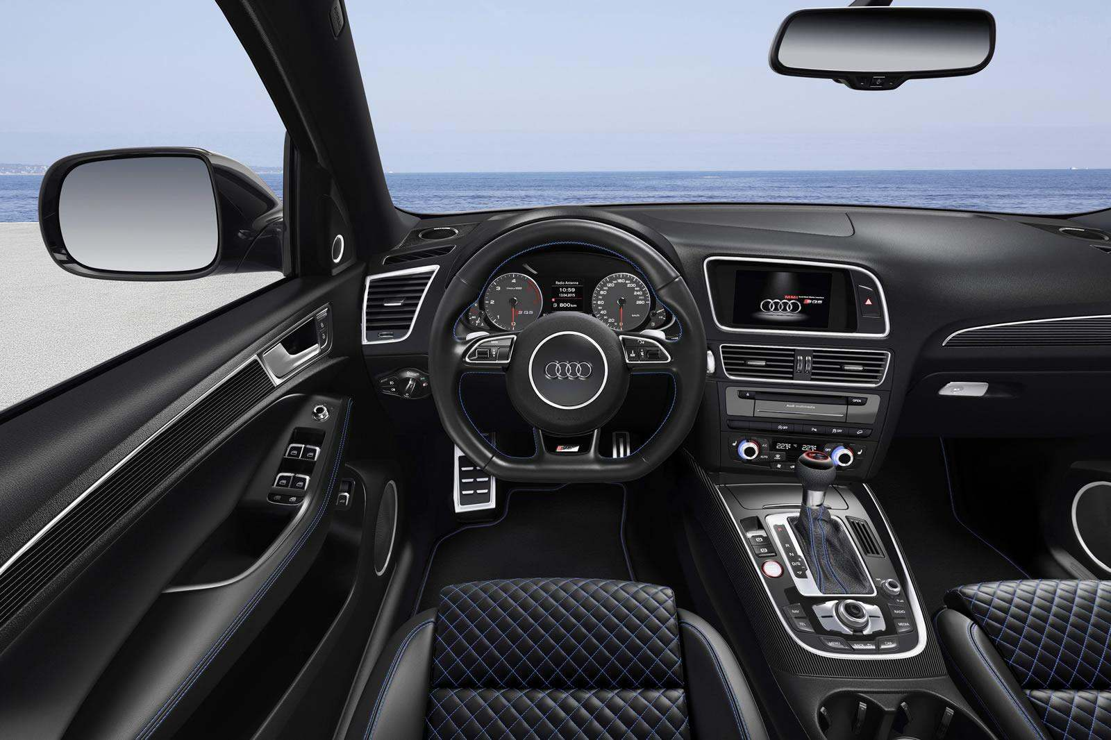 audi lance le sq5 tdi plus un suv de 340 chevaux. Black Bedroom Furniture Sets. Home Design Ideas
