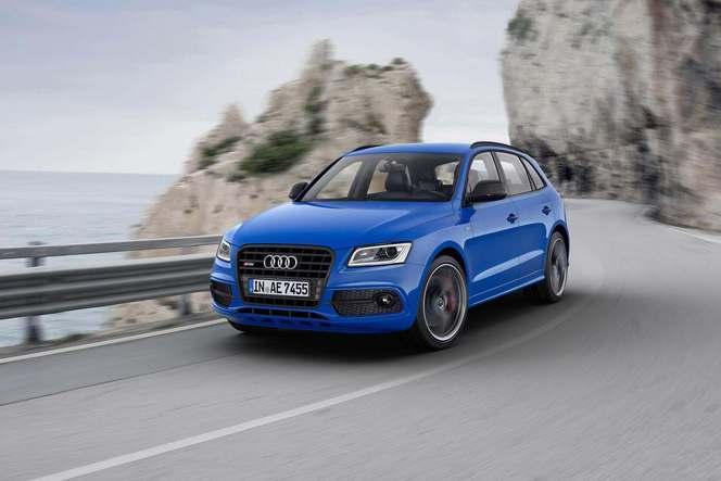 Audi lance le SQ5 TDI Plus, un SUV de 340 chevaux