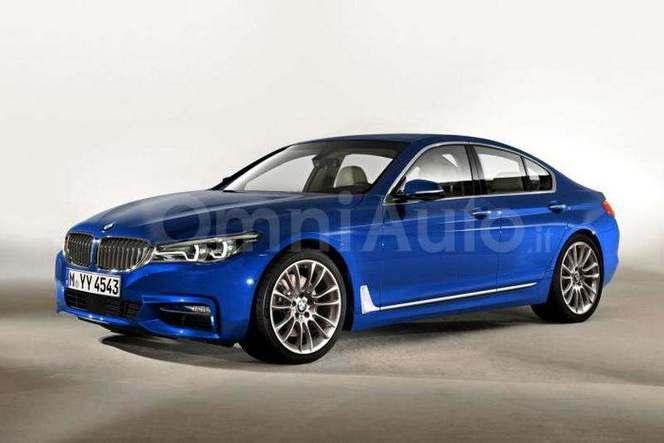 Future BMW Série 5 : comme ça ?