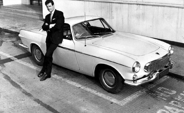 Top 10 Caradisiac - La carrière de Roger Moore en 10 voitures