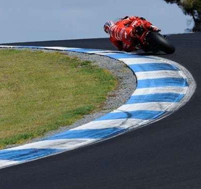 Moto GP - Australie: Stoner vise la passe de trois