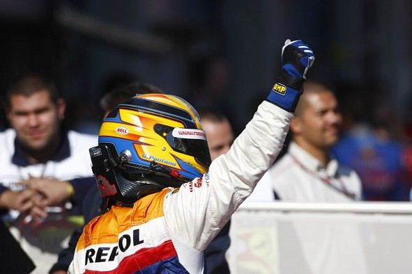 GP2 Istanbul Course 1 : Pantano confirme sa pole, Grosjean pointe le nez