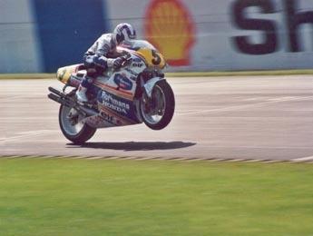 Moto GP - Australie: Wayne Gardner sera-t-il toujours respectable aux yeux de Stoner ?