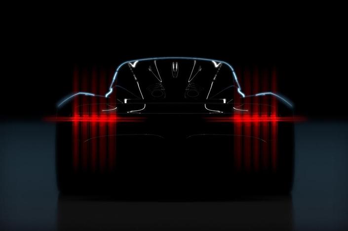 """Salon de Genève 2019 - Aston Martin """"Project 003"""" Valhalla, une rivale pour les LaFerrari et McLaren P1"""