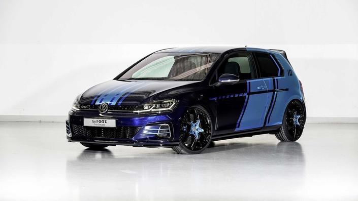 Worthersee 2017 : Volkswagen dévoile deux concepts de Golf