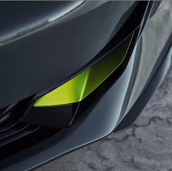Peugeot: un curieux teaser