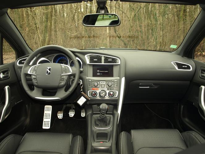 Essai - Citroën DS4 Hdi 135 : compétente