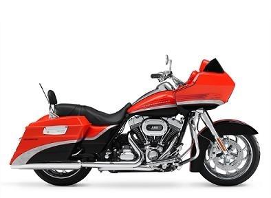 Nouveauté 2009 - Harley Davidson: Quatre motos pour fêter les dix ans du CVO