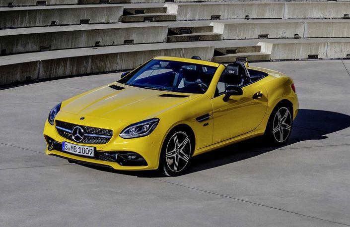 Mercedes SLC: la fin est annoncée avec la Final Edition