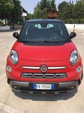Fiat 500 L restylée : les premières images de l'essai en live + impressions de conduite