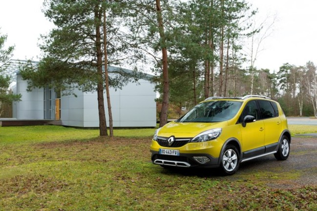 Toutes les nouveautés de Genève 2013 - Renault Xmod : baroudeur léger