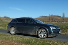 Essai - Opel Insignia Country Tourer  4x4: marchande des 4 saisons