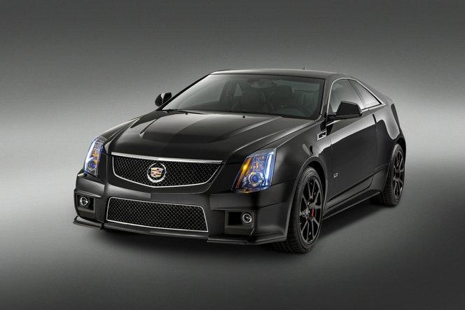 Cadillac CTS-V Coupe Special Edition pour clore le chapitre