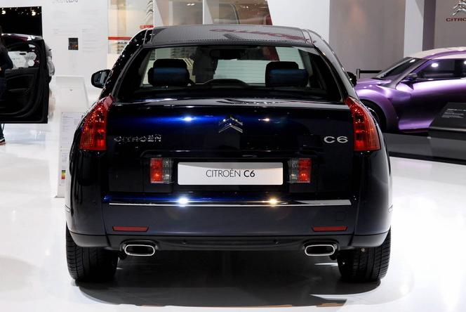 La Citroën C6 ne serait pas encore démodée