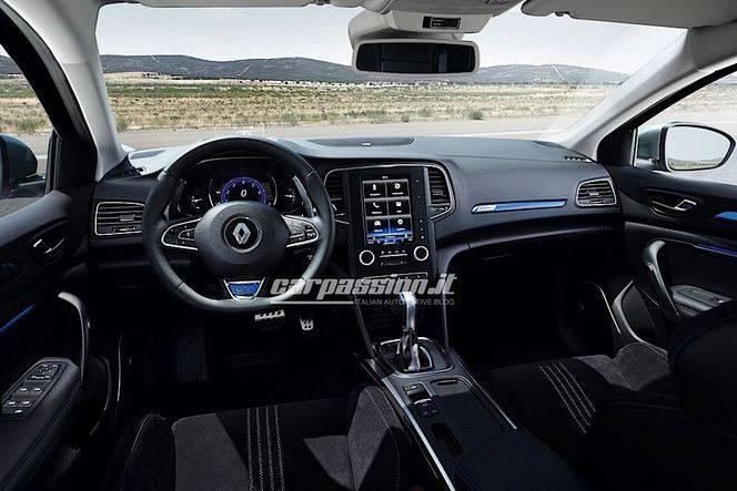 Salon de Francfort 2015: la Renault Mégane 4 s'échappe sur le net