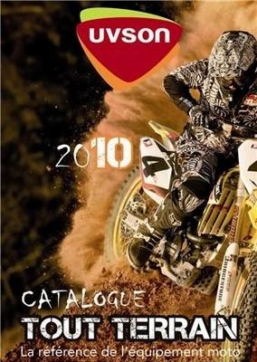 Uvson, les catalogues 2010 sont dans les bacs.