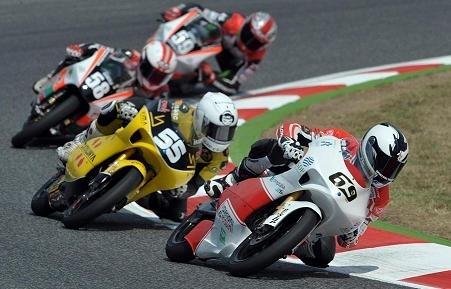 GP d'Espagne : Louis Rossi s'approche des points, mais la concurrence est rude