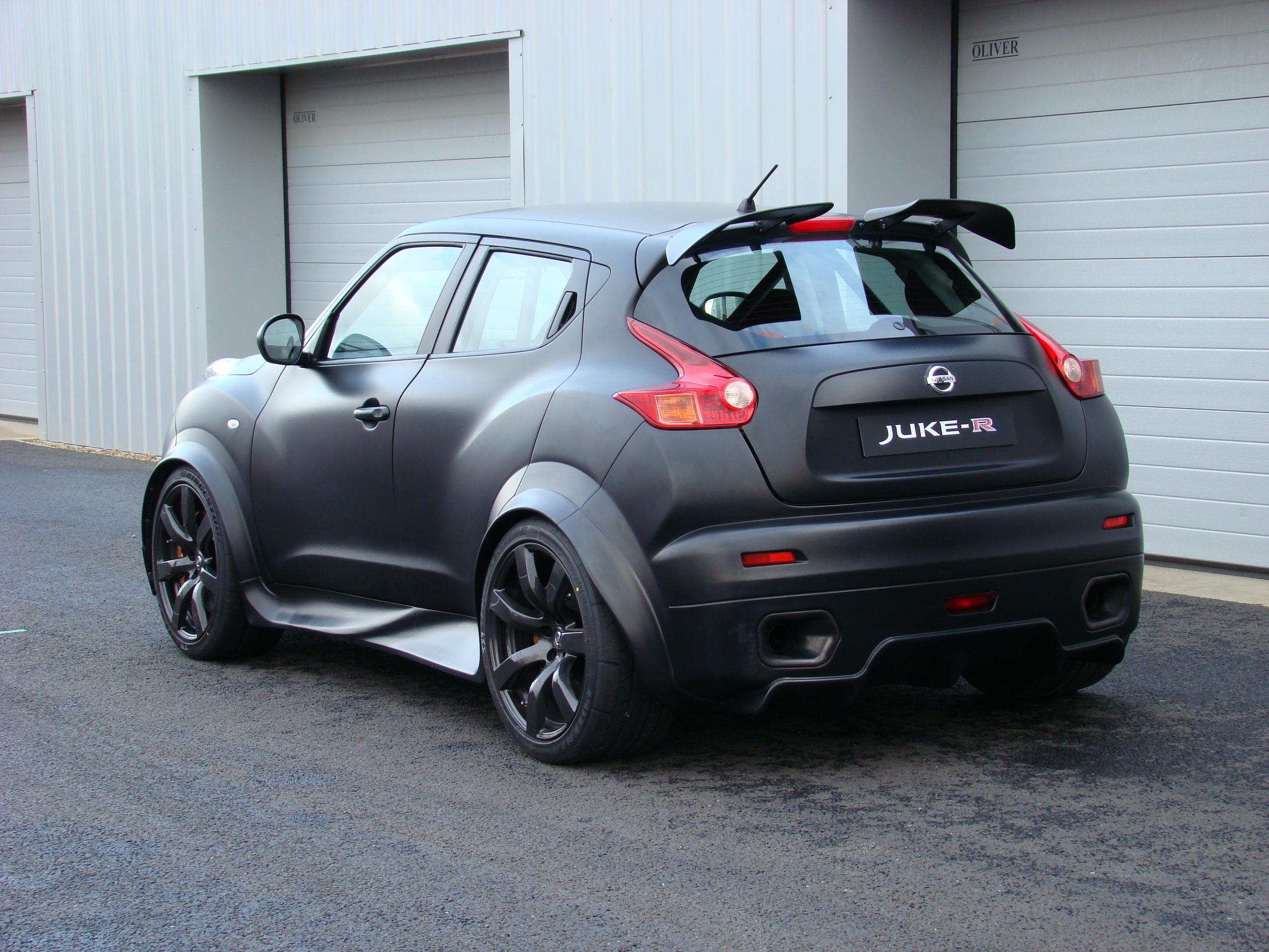 Prise En Mains Vid 233 O Nissan Juke R En Exclu Sur