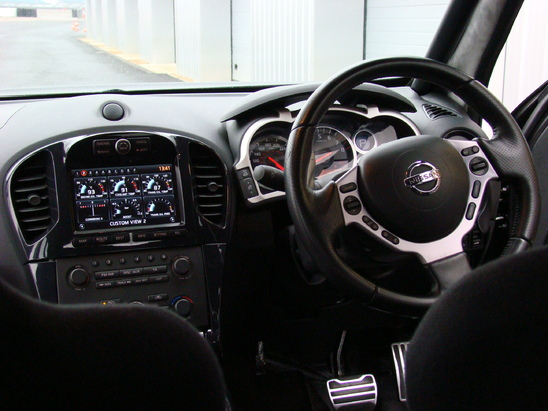 Prise en mains vidéo - Nissan Juke-R en exclu sur Caradisiac : l'enfant terrible