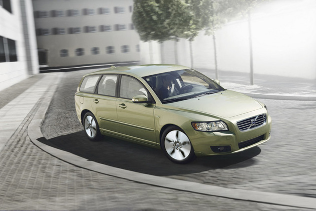 Gamme Volvo DRIVe : voitures moins polluantes et économes en carburant