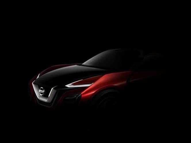 Salon de Francfort 2015 : Nissan annonce un concept de crossover