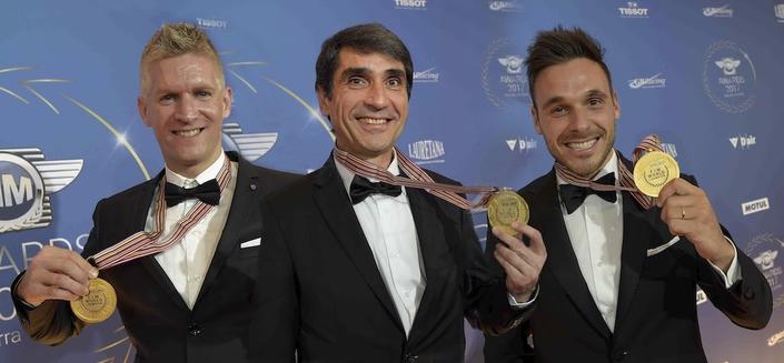 Le GMT94 et Mahias récompensés lors des FIM Awards