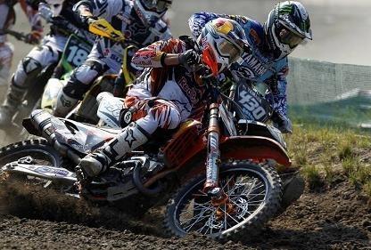 Motocross mondial :  Suède, KTM contrôle toujours en MX 2, Herlings de nouveau sur le podium