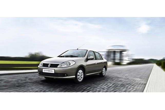 Gros plan sur la Nouvelle Renault Symbol