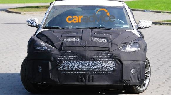 Surprise : le Hyundai Veloster bientôt restylé