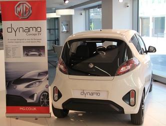 Le concept MG Dynamo en détail
