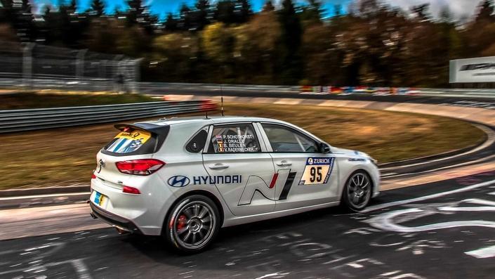 Hyundai : voici les premières images de l'i30 N