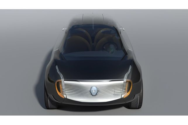 Le concept-car Renault Ondelios ? Un cross-over qui émet 120 g CO2/km